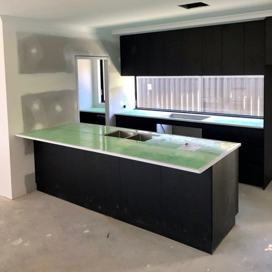 kitchen First Homebuilders